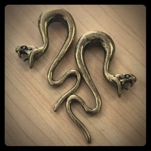 Copper snake 0g weight tapers